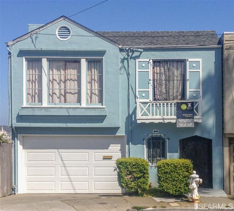 3 Caine Ave San Francisco CA 94112