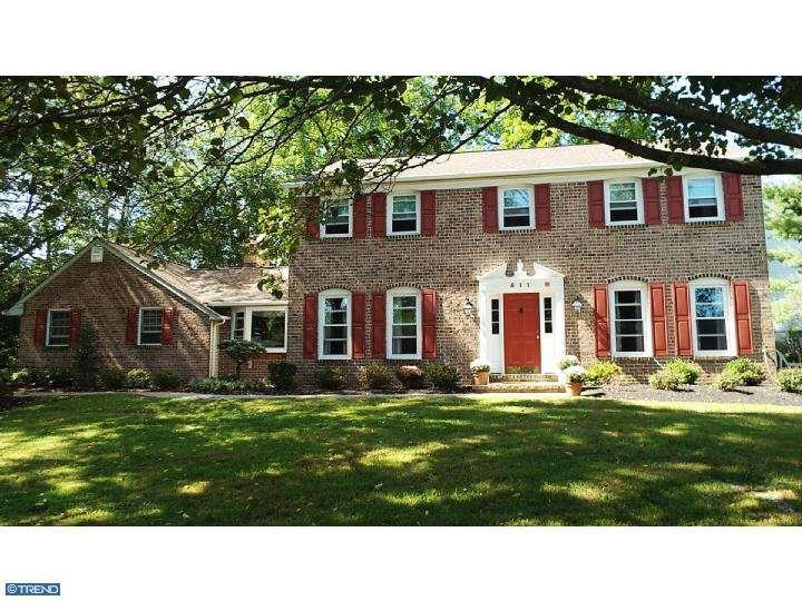 511 Liberty Dr, Yardley, PA 19067 - Estimate and Home Details | Trulia
