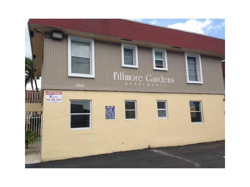 2851 fillmore st - Fillmore Garden Apartments
