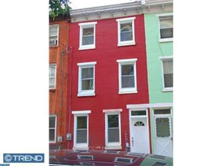 1713 West Thompson Street, Philadelphia PA
