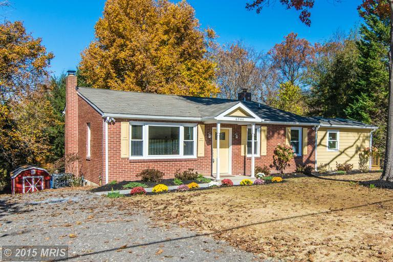 6946 Linganore Road, Frederick MD