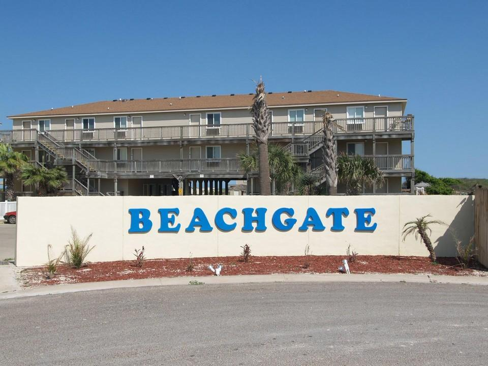 Port Aransas Beach Gate The Best Beaches In World