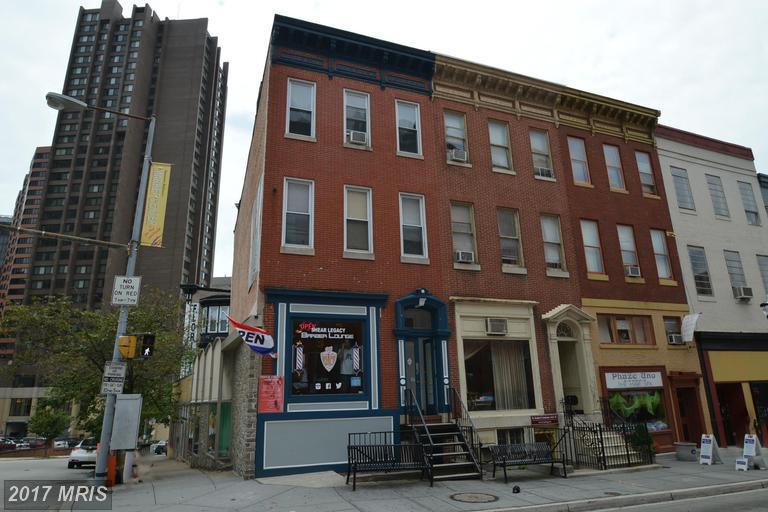 105 W Saratoga St. 105 W Saratoga St  Baltimore  MD 21201   Estimate and Home Details