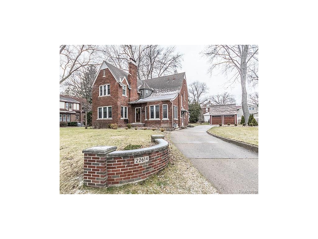 22614 Alexandrine St, Dearborn, MI 48124 - Estimate and Home Details ...