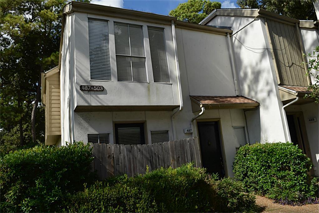 2100 Tanglewilde St 487 Houston Tx 77063 1 Bed 1 5 Bath