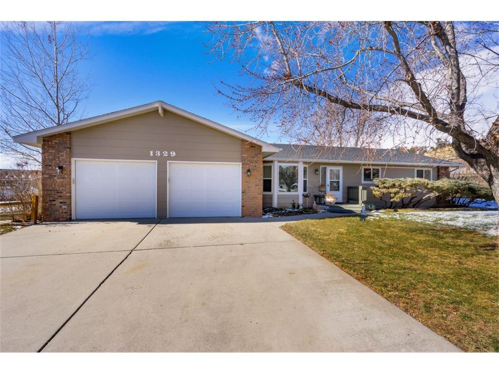 1329 Redwing Cir Billings Mt 59105 Trulia