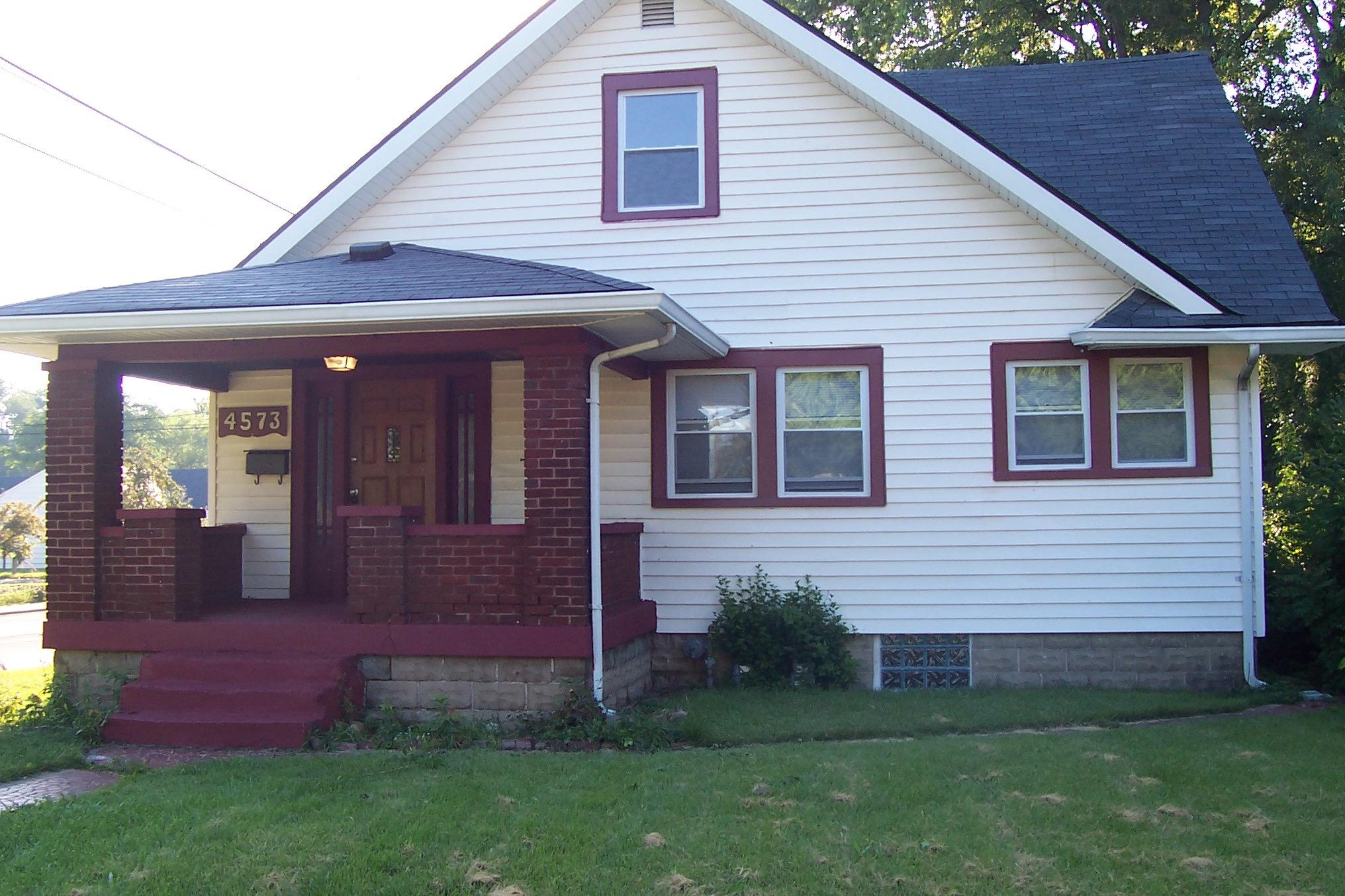 4573 Winthrop Ave For Rent Indianapolis IN