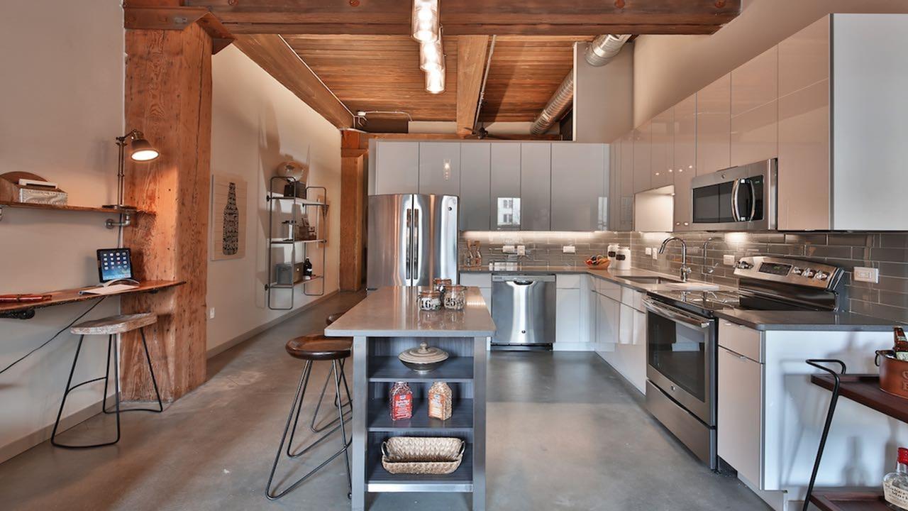 Kitchen Cabinets Jersey City Nj modera lofts rentals - jersey city, nj | trulia