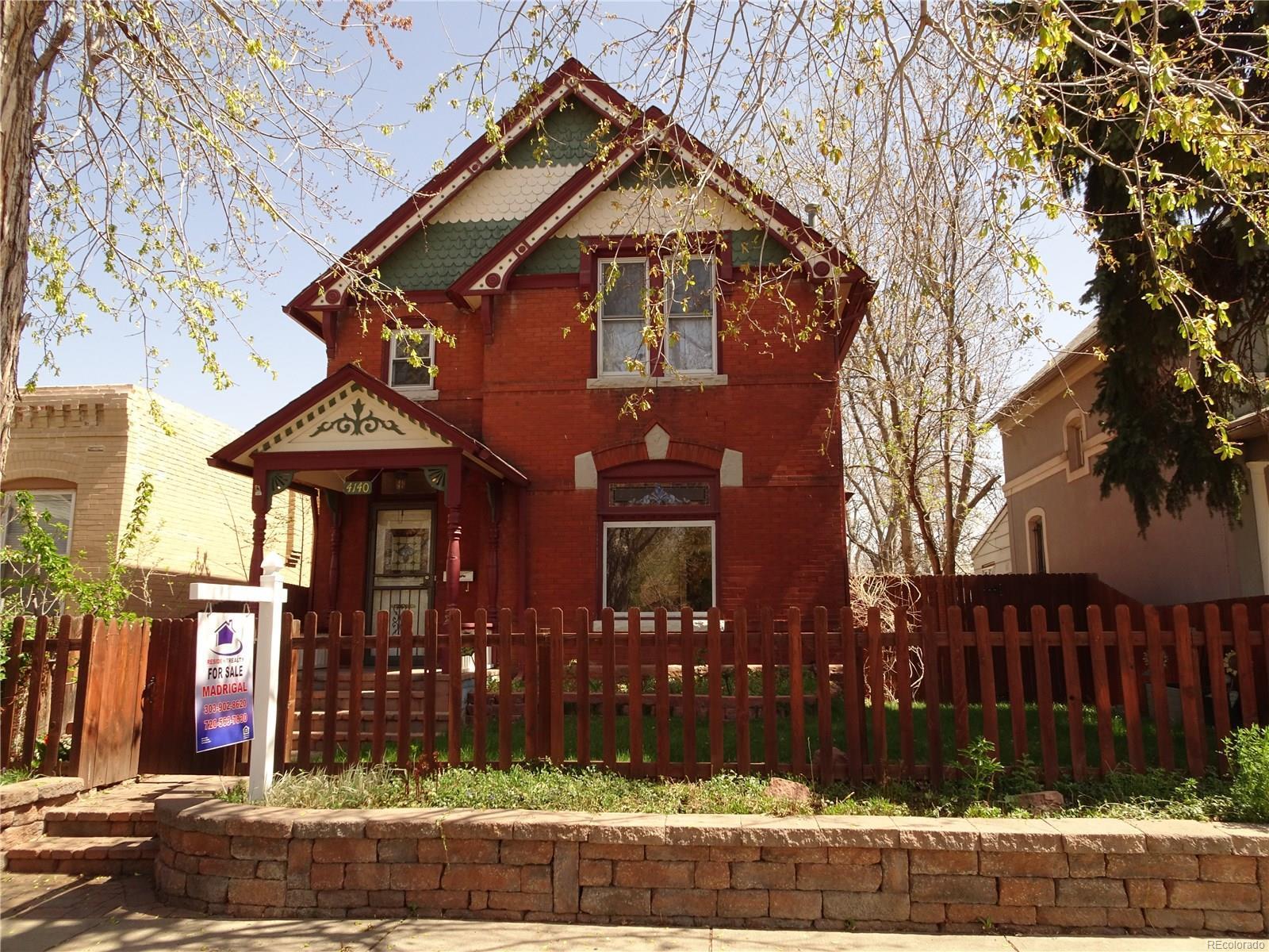 4140 Vallejo St, Denver, CO 80211 - Estimate and Home Details | Trulia