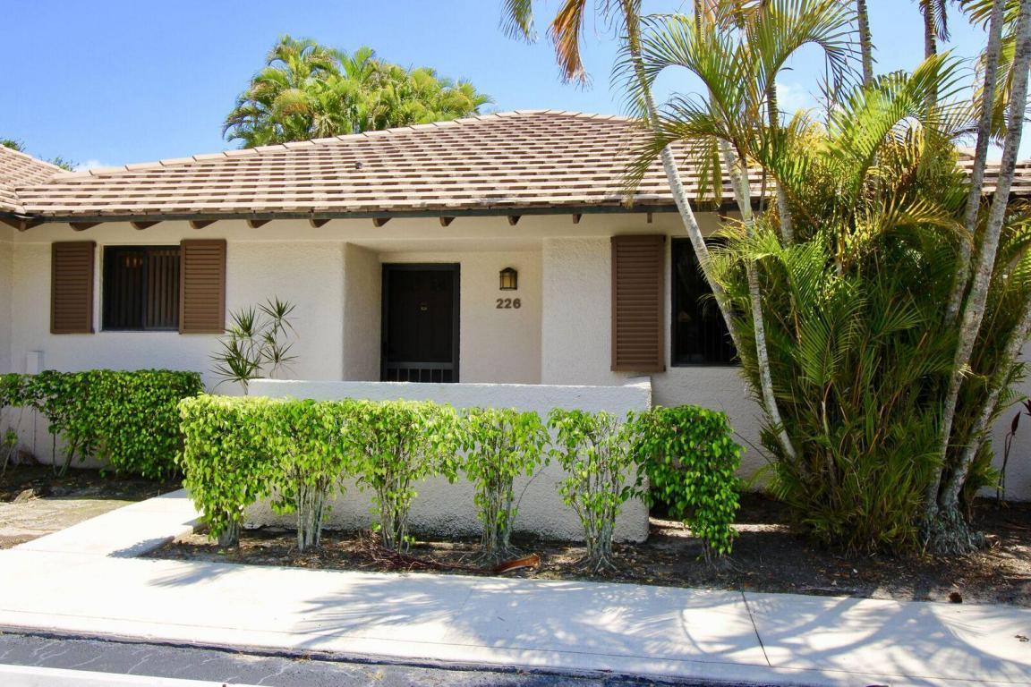 226 Club Dr, Palm Beach Gardens, FL 33418 - Estimate and Home ...
