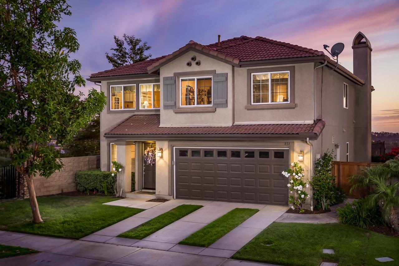 854 Via La Venta, San Marcos, CA 92069 - Estimate and Home Details ...