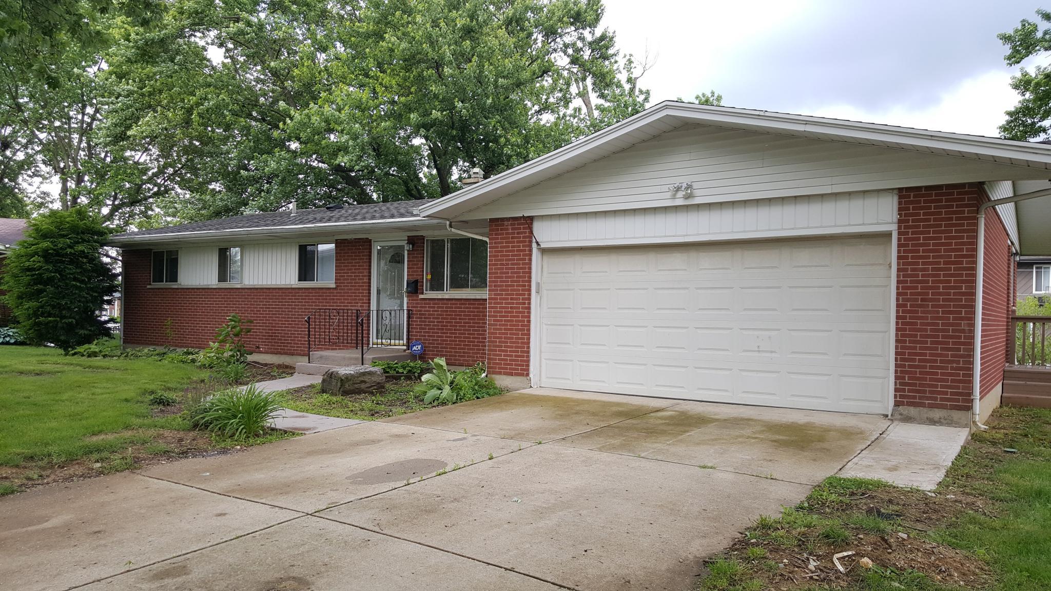 4525 Drayton Ct For Rent Dayton OH