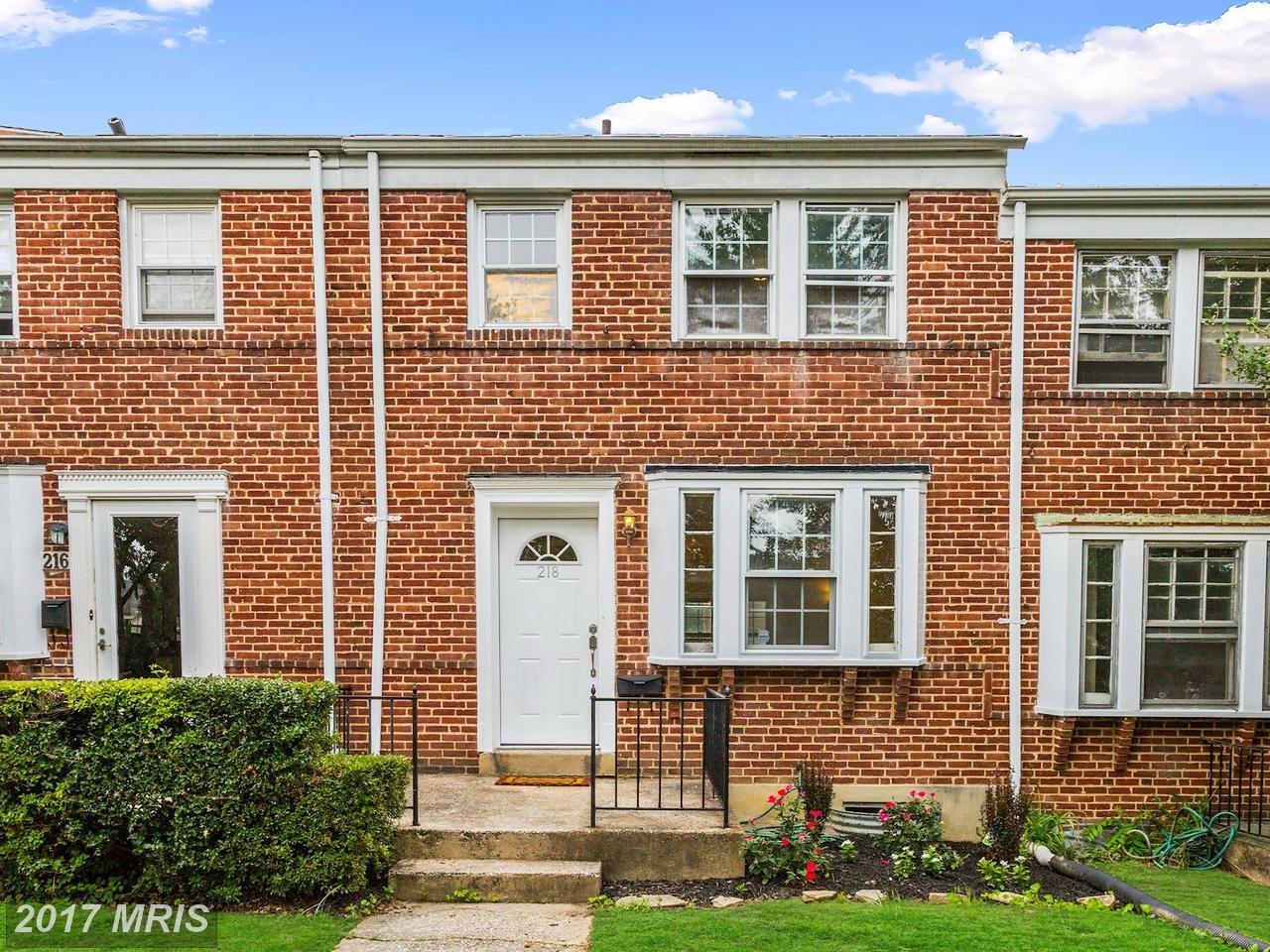 218 Ridge Ave, Baltimore, MD 21286 - Recently Sold | Trulia