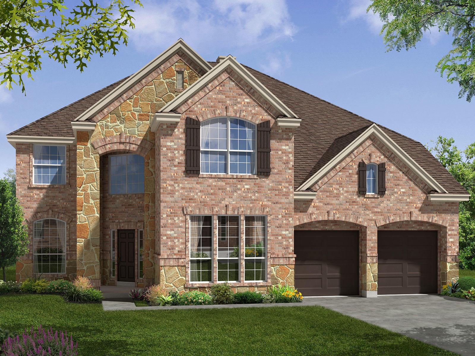 San Angelo Ii 4542 Plan For Sale Rosenberg Tx Trulia