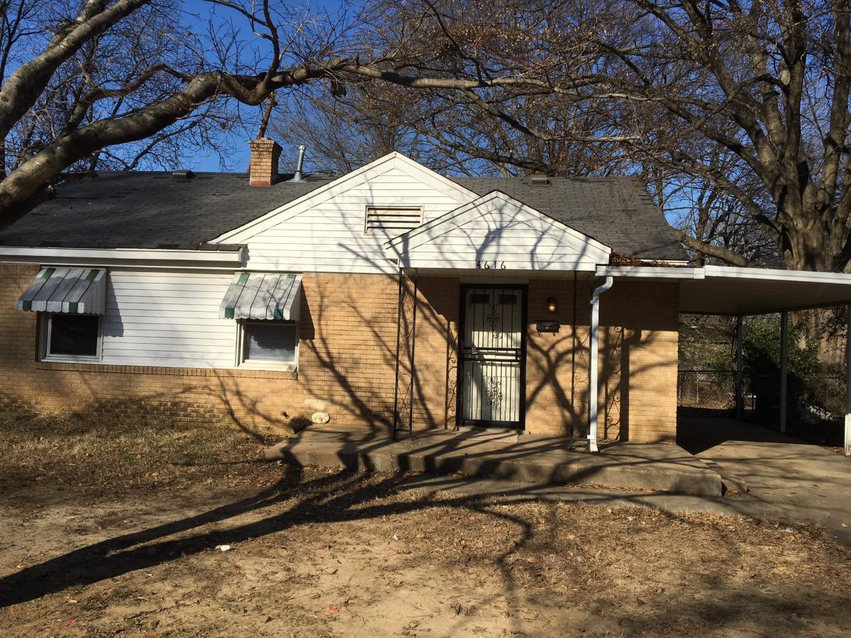 4616 Durbin Ave For Rent - Memphis, TN | Trulia