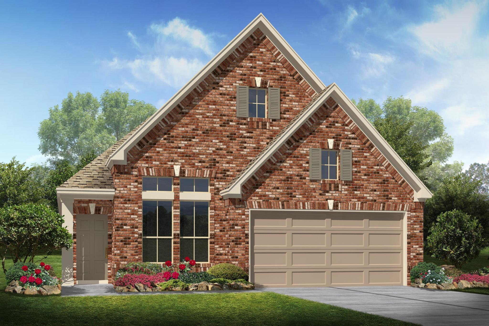 Cullman II Plan For Sale - Crosby, TX | Trulia