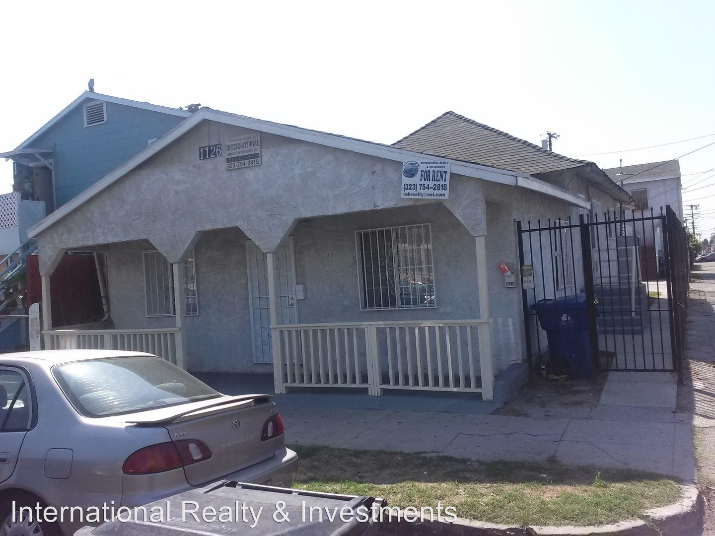 1126 e 40th pl for rent los angeles ca trulia