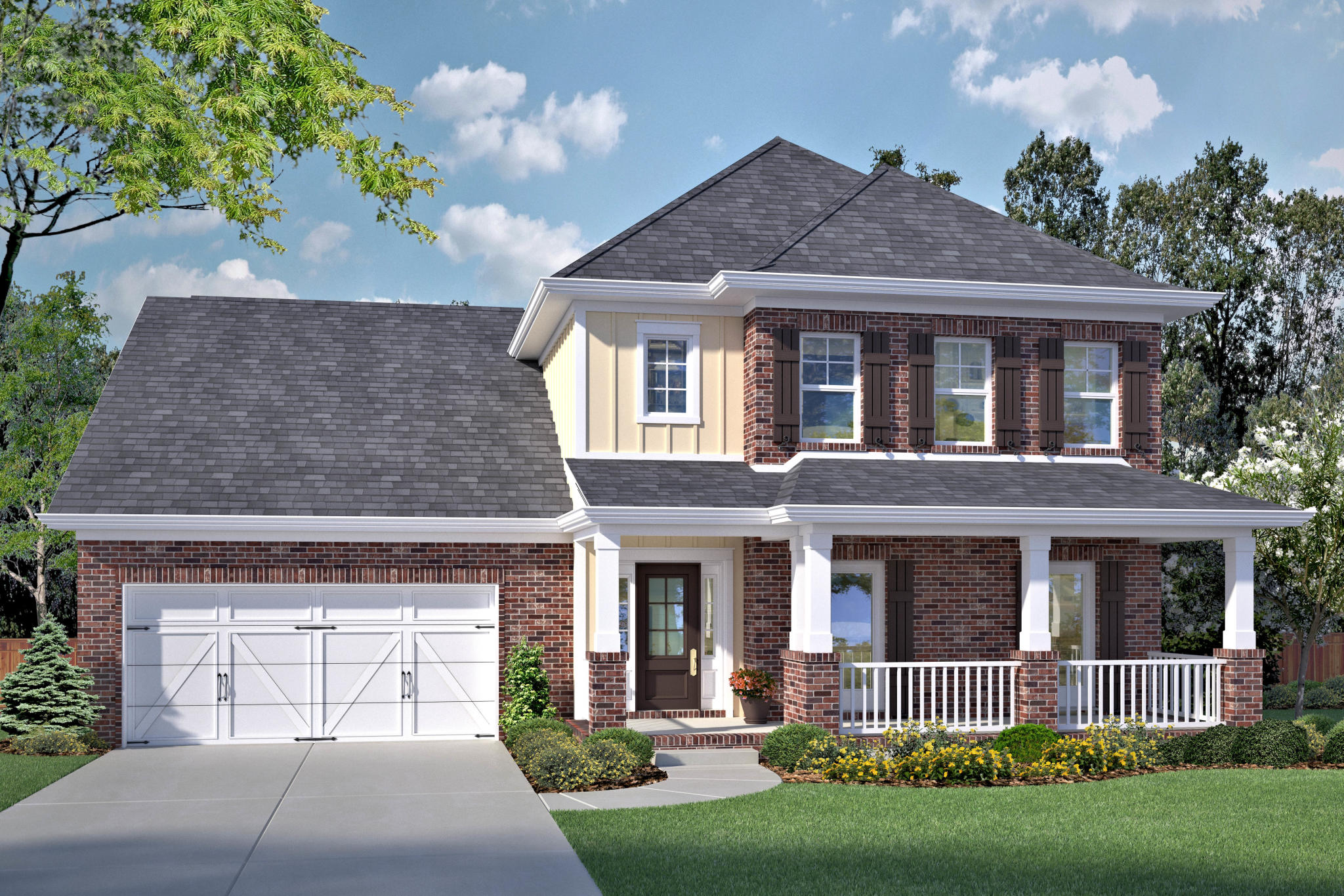1724 celebration cir buildable plan - Jagoe Home Floor Plans Three Bedrooms
