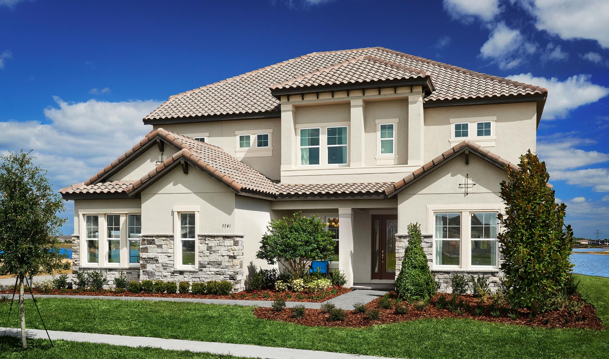Summerlake by K Hovnanian Homes New Homes for Sale - Winter Garden ...