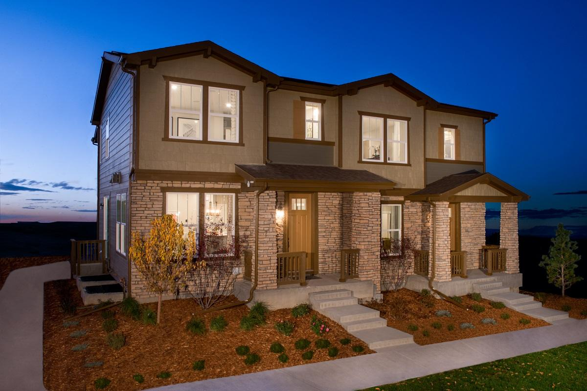 Highland Villas by KB Home New Homes for Sale - Aurora, CO   Trulia