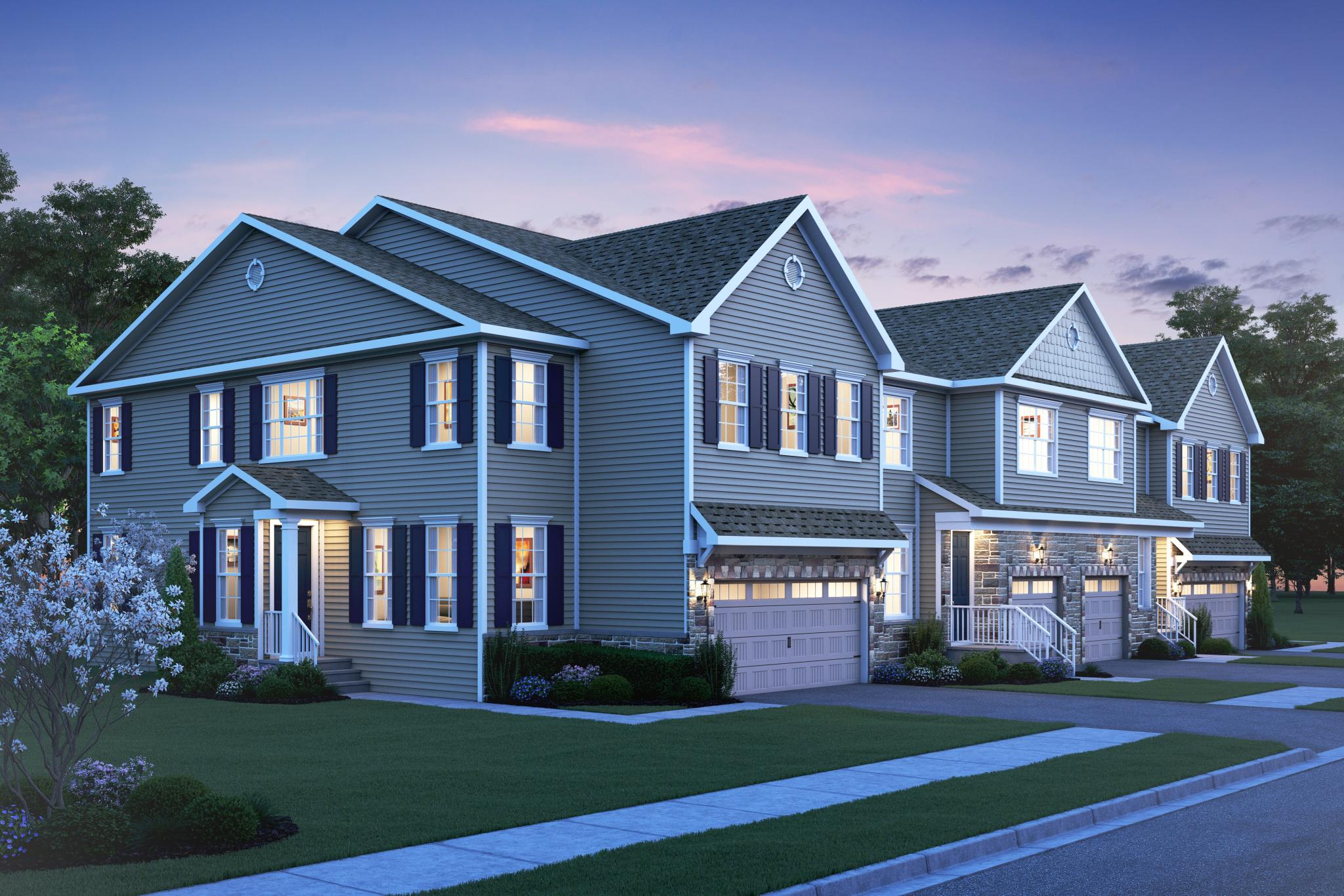 Arbors At Monroe By K Hovnanian Homes New Homes For Sale