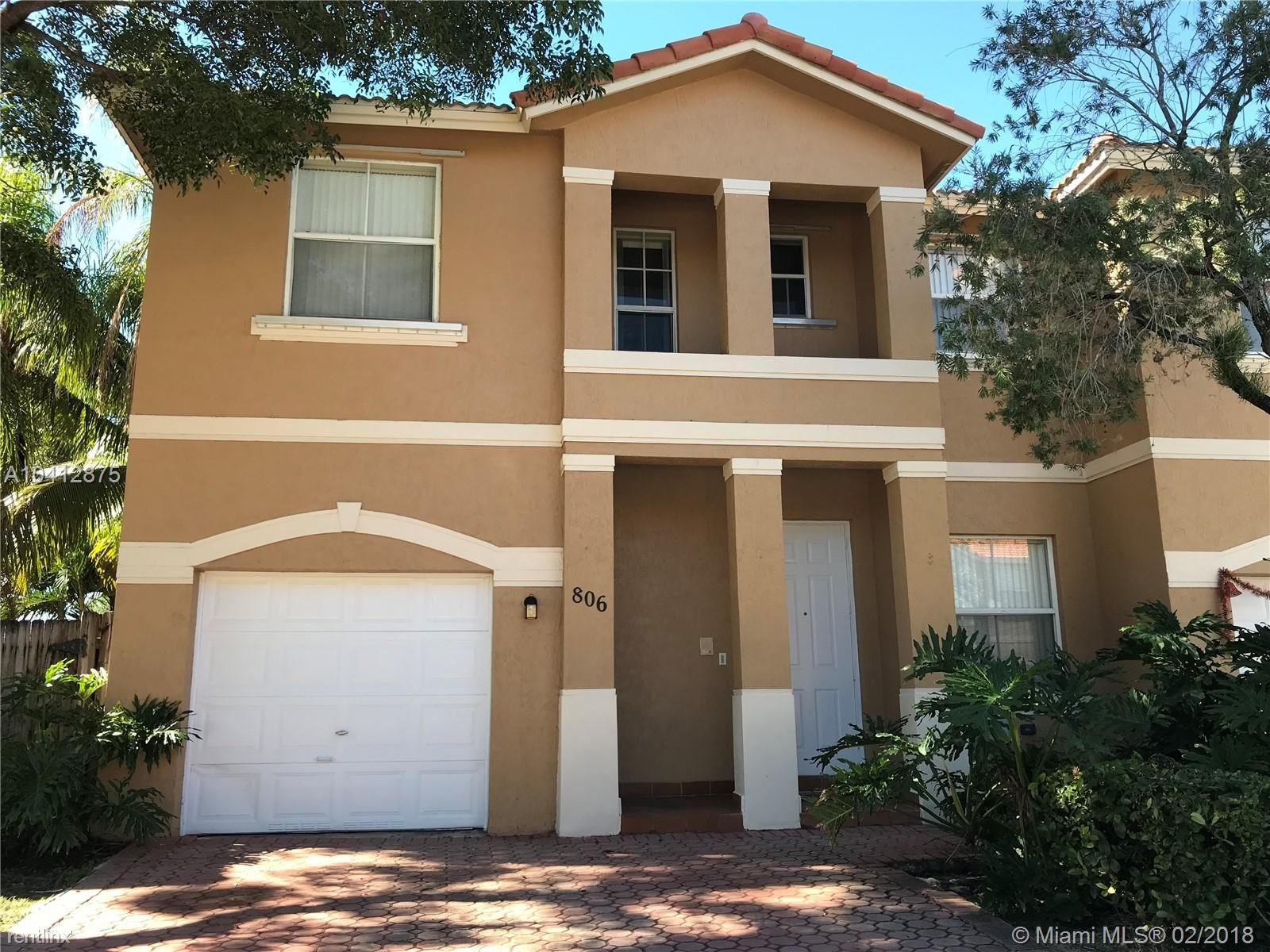 806 NW 135th Ter For Rent - Pembroke Pines, FL   Trulia