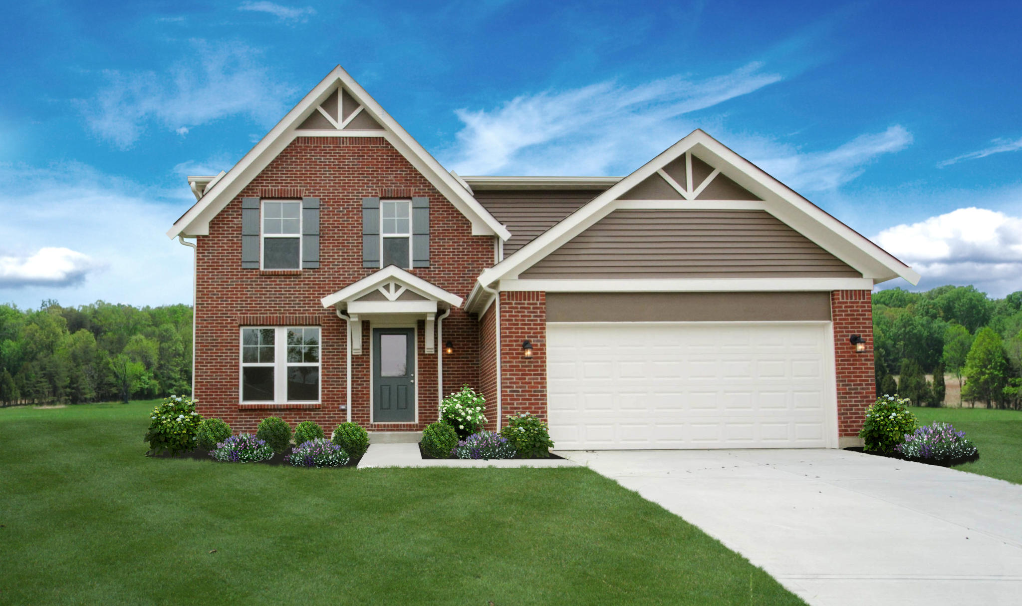 Maher Meadows By Fischer Homes Independence Ky 41051