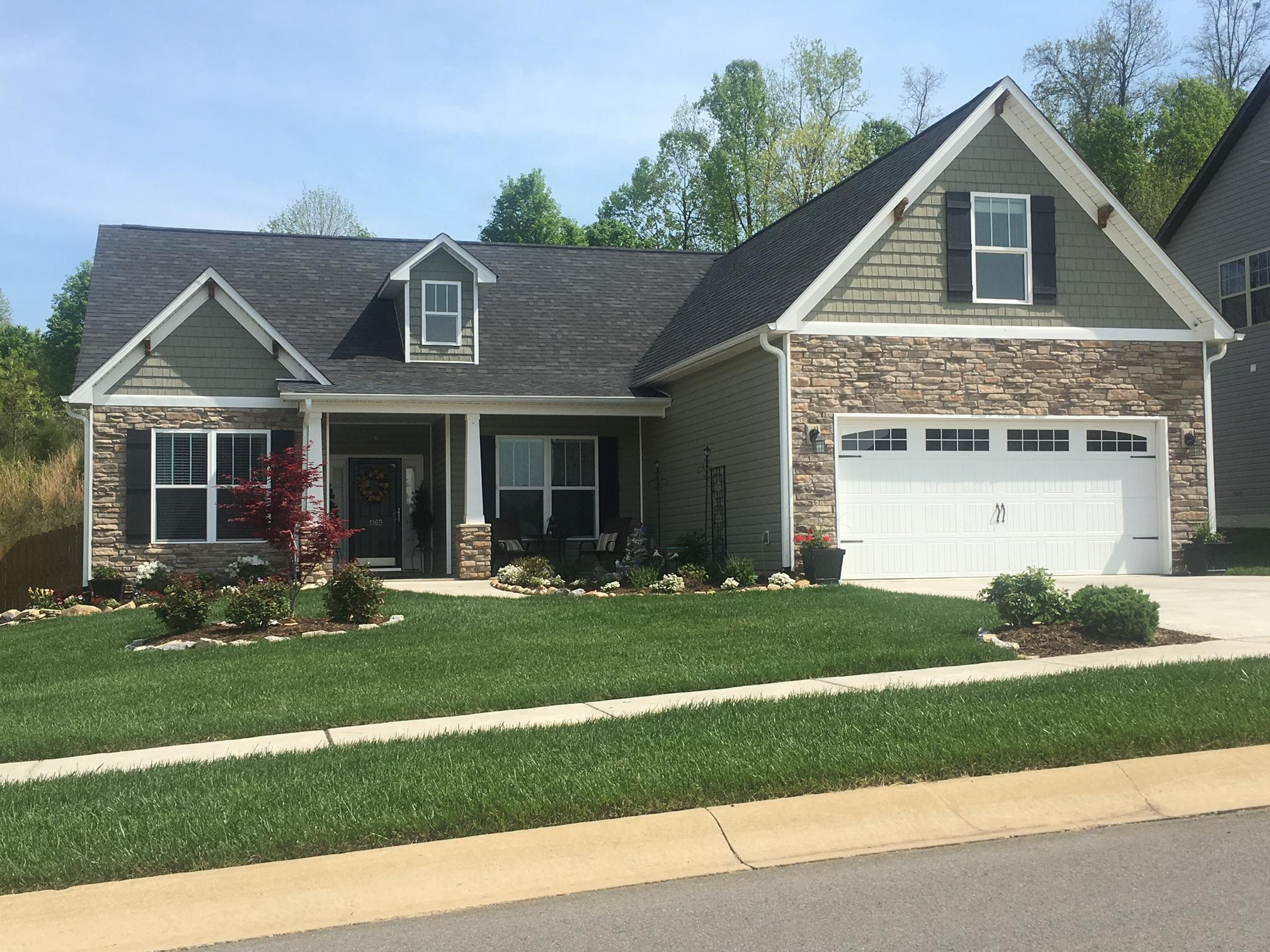 Cedar Rock Village By Windsor Built Homes Johnson City Tn 37615