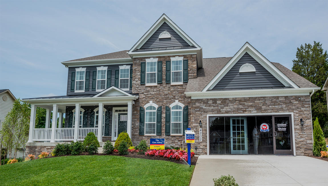 Gunpowder Overlook By D R Horton New Homes For Sale Perry Hall