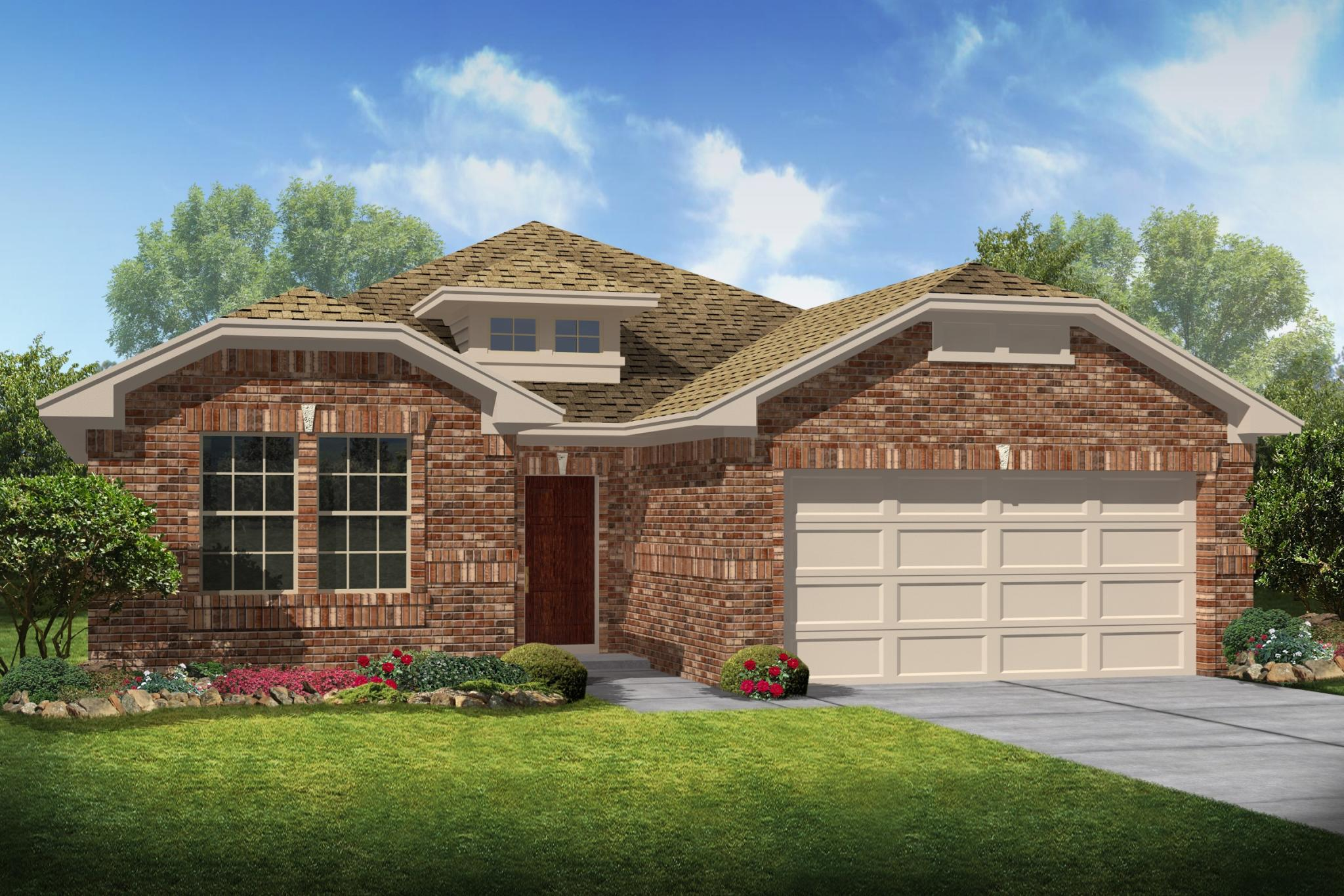 514 American Black Bear Drive Homesite #8, Crosby, TX 77532 | Trulia
