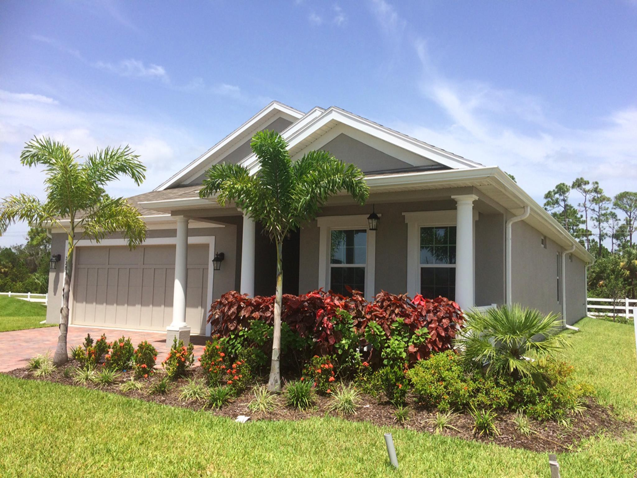 Sandcrest By Holiday Builders New Homes For Sale Sebastian Fl