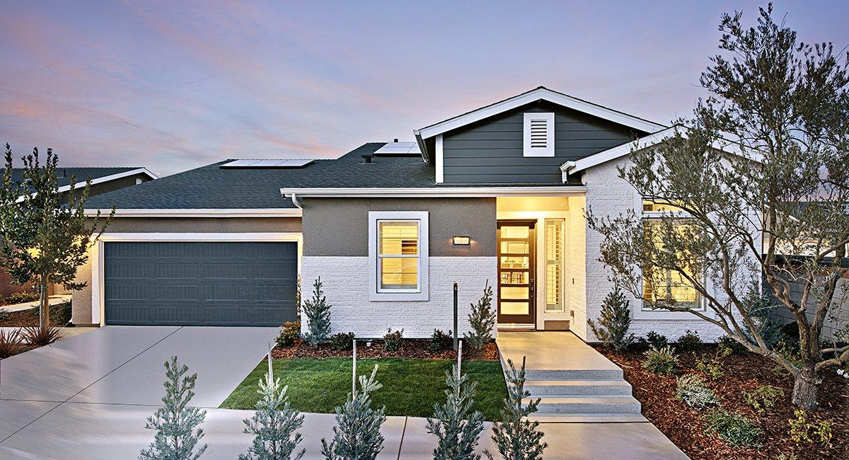 Homes For Sale In Bakersfield >> Ashe Meadows Skye Series By Lennar New Homes For Sale