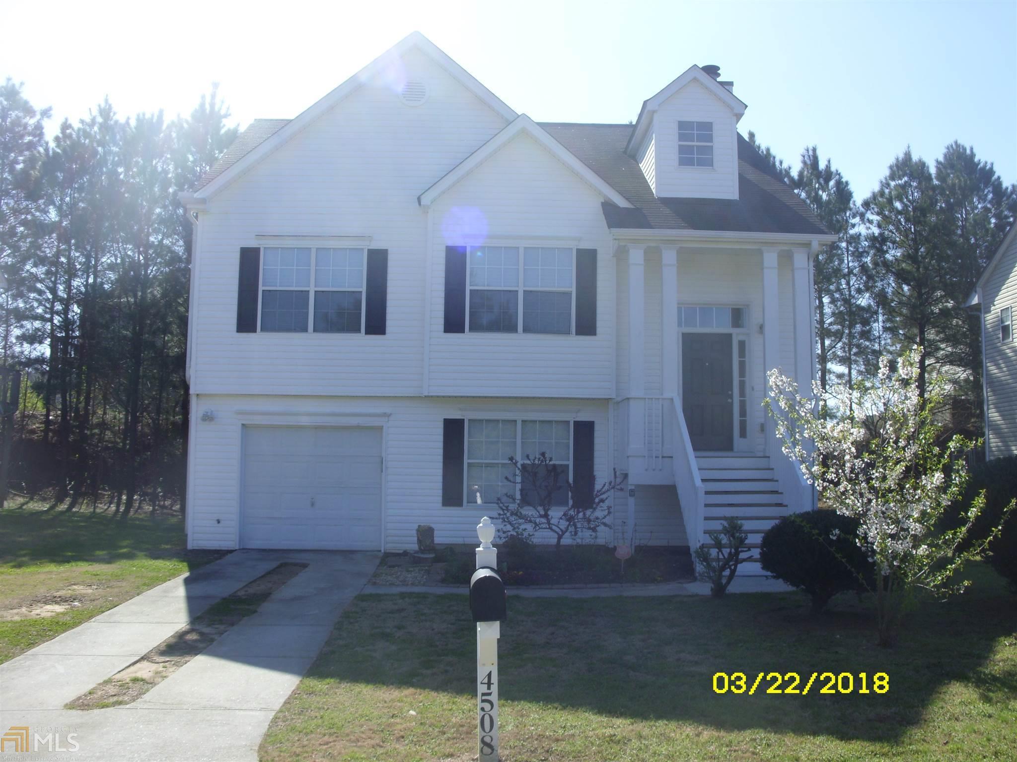 4508 Swan Trce For Rent - Atlanta, GA   Trulia