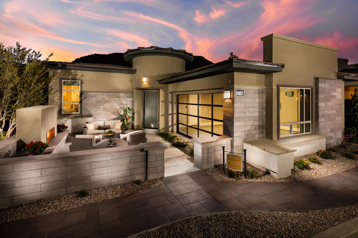 Regency At Summerlin Summit Collection By Toll Brothers New Homes For Sale Las Vegas Nv 5 Photos Trulia