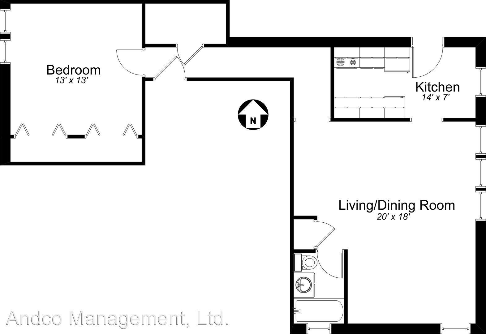 1311 W Addison St #1A For Rent - Chicago, IL | Trulia
