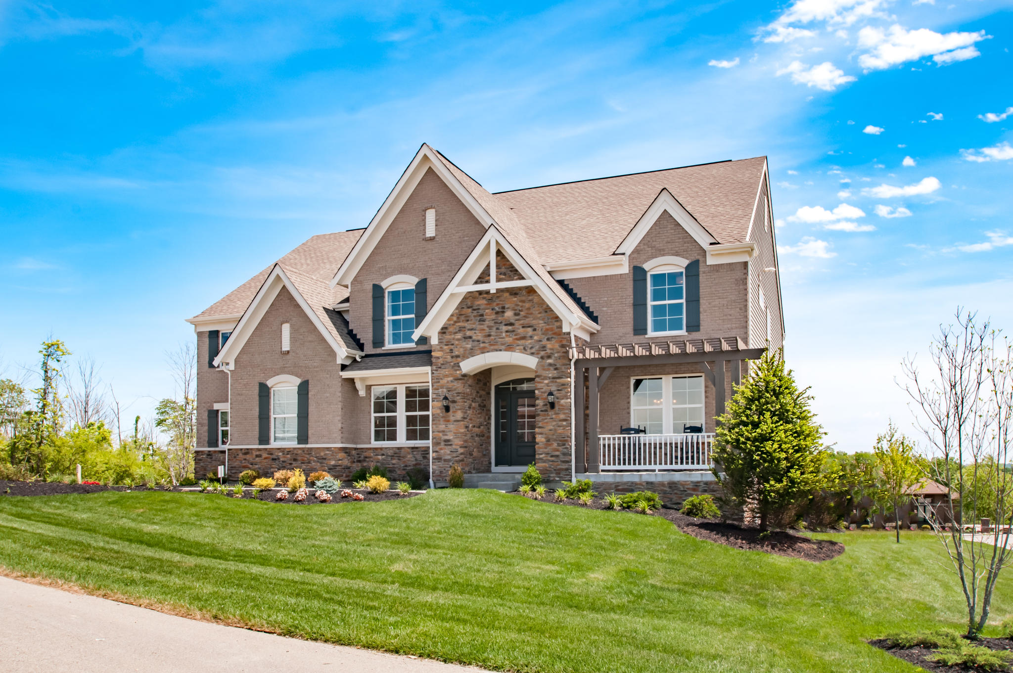 Treillage By Fischer Homes New Homes For Sale West Chester Oh
