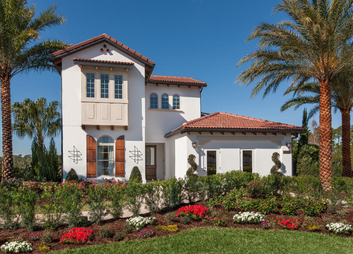 Royal Cypress Preserve By Toll Brothers New Homes For Sale