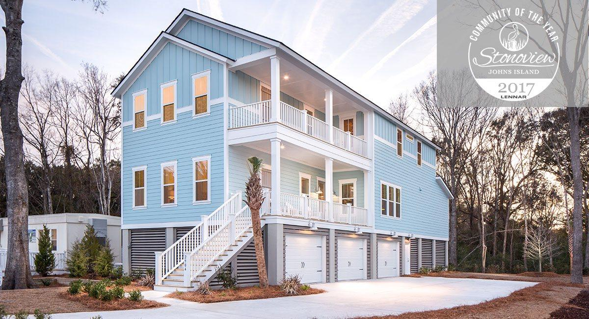 Stonoview On Johns Island Charleston Battery Collection By Lennar
