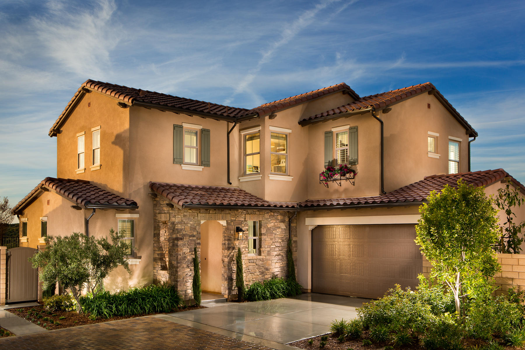 Crestline by Shea Homes Family New Homes for Sale Lake Forest CA