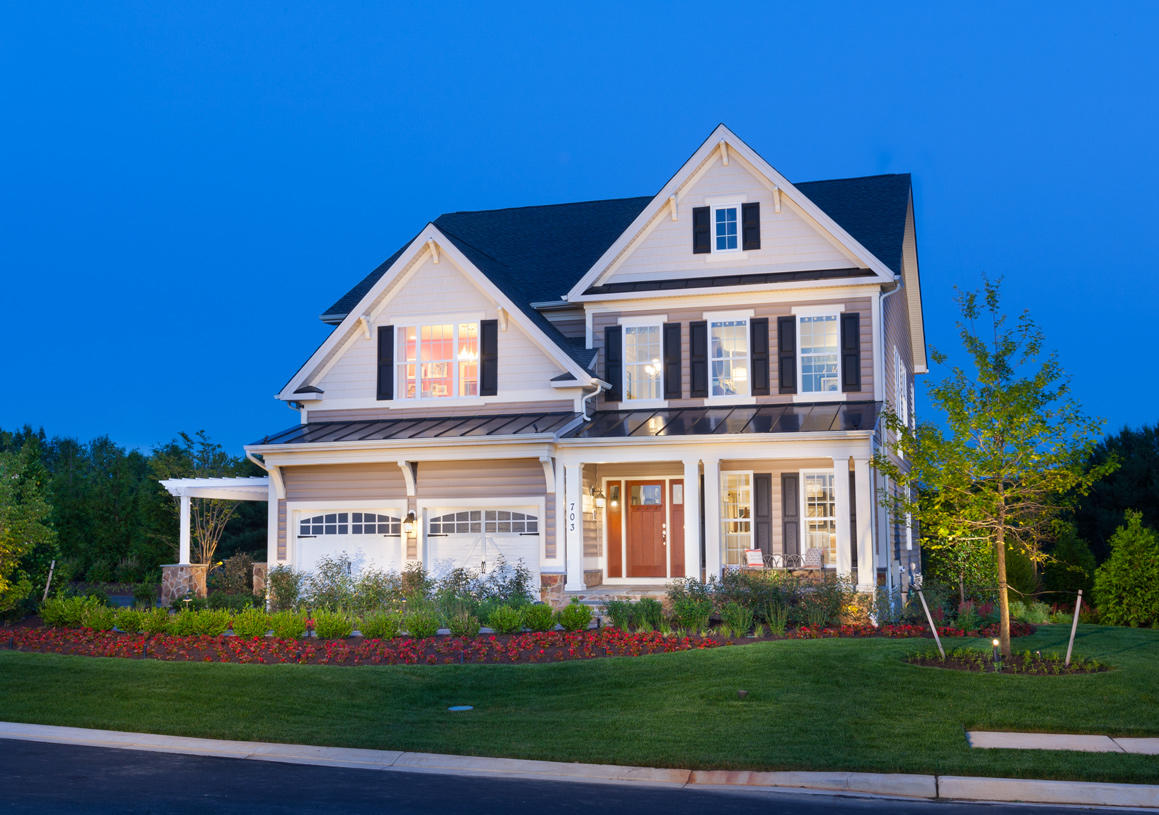 Laurel Ridge The Glen By Toll Brothers New Homes For Sale