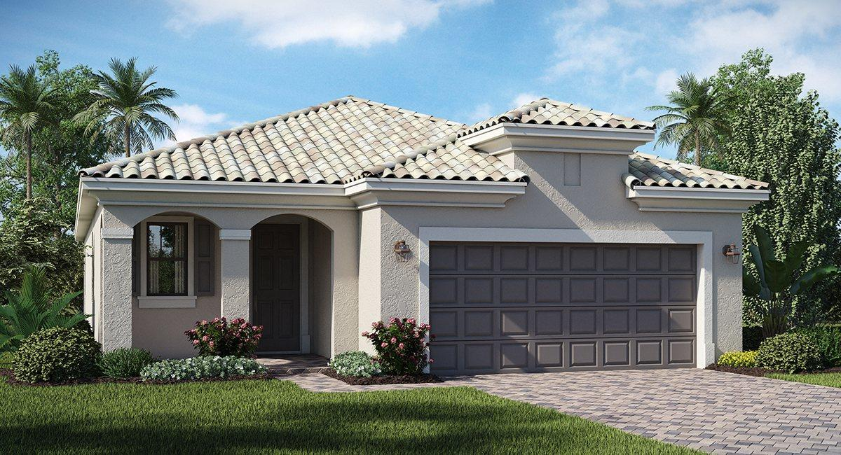 Pelican Preserve Patio Homes By Wci Communities New Homes For