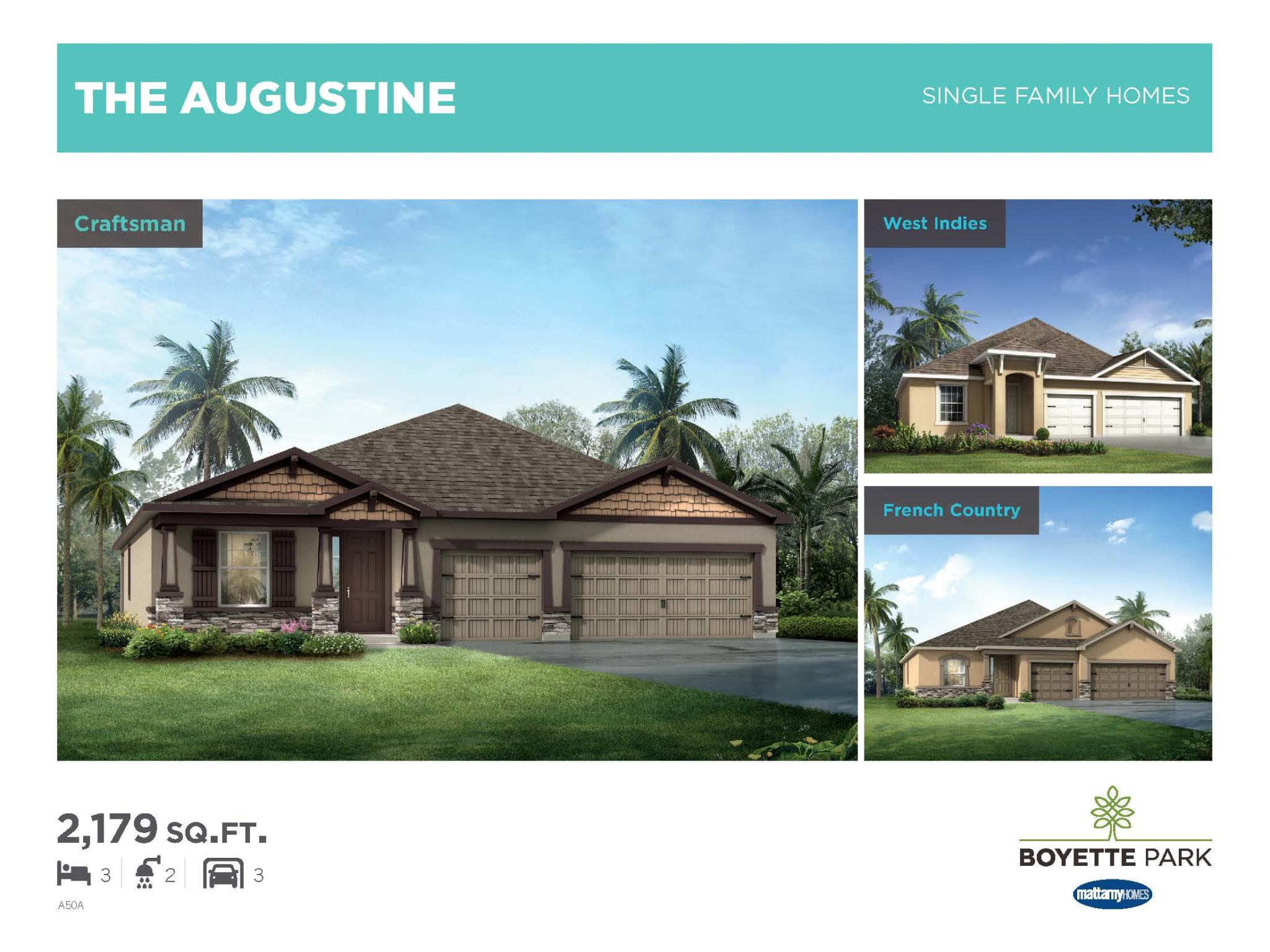 Augustine Single Family Home Plan Riverview Fl 33569 Trulia