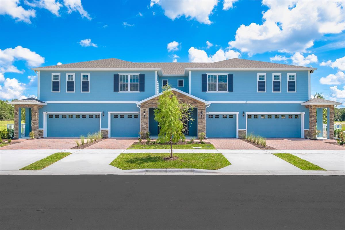 Cypress Ridge By Ryan Homes New Homes For Sale Kissimmee Fl