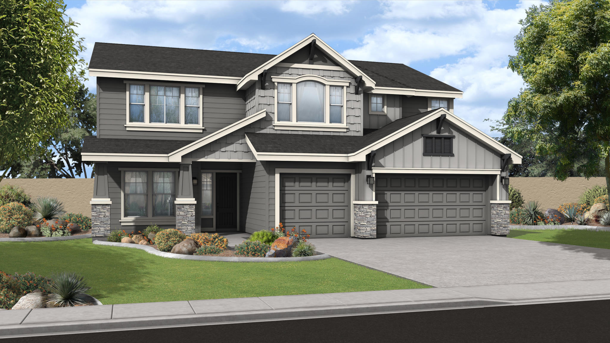 Welsley Plan Star Id 83669 5 Bed 4 Bath Single Family Home 20