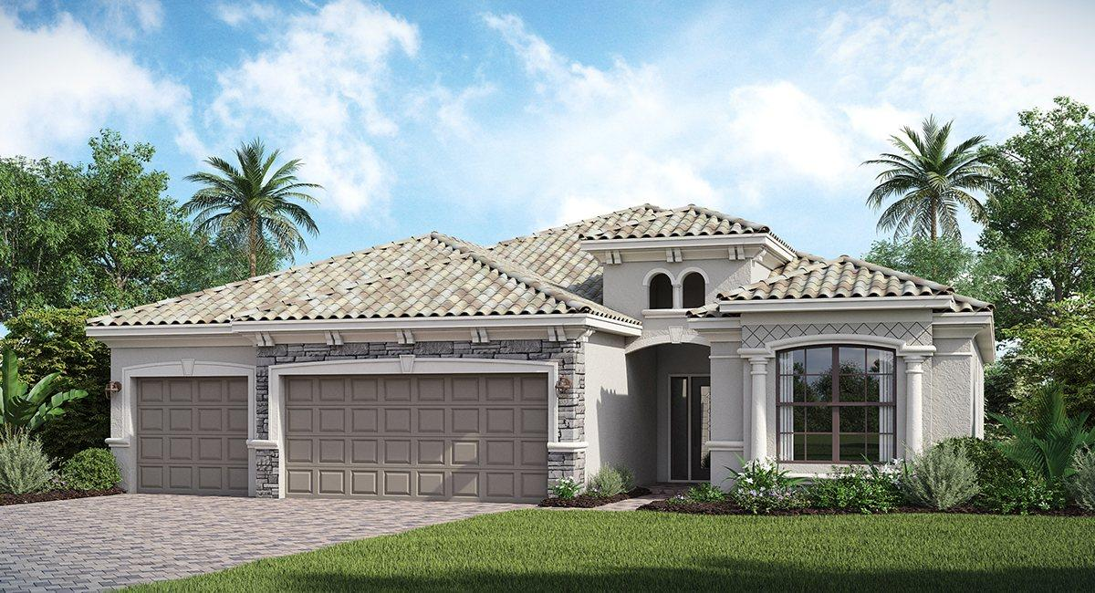 Pelican Preserve Manor Homes By Wci Communities New Homes