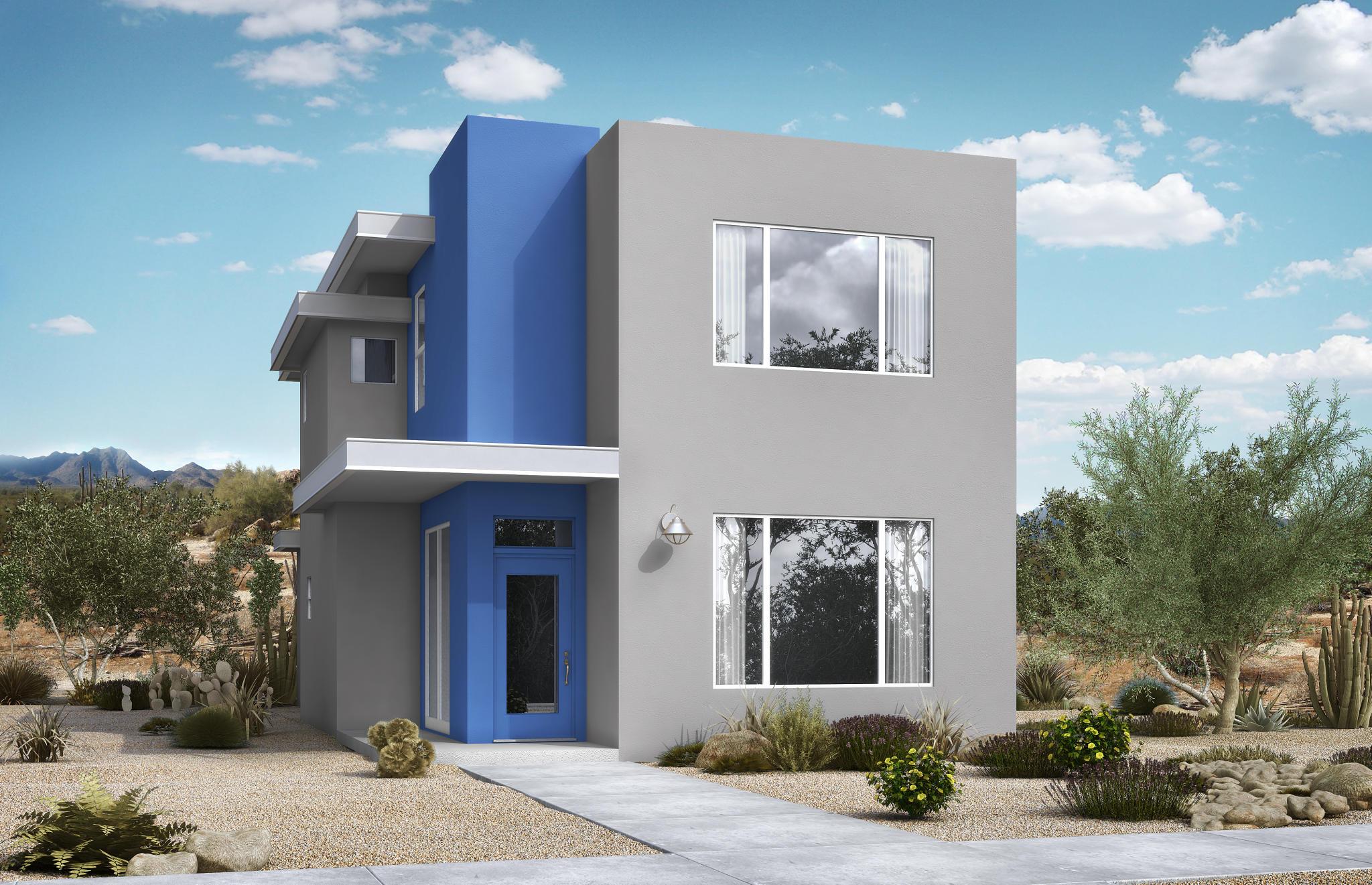 Camino Modern By Pepper Viner Homes Tucson Az 85710