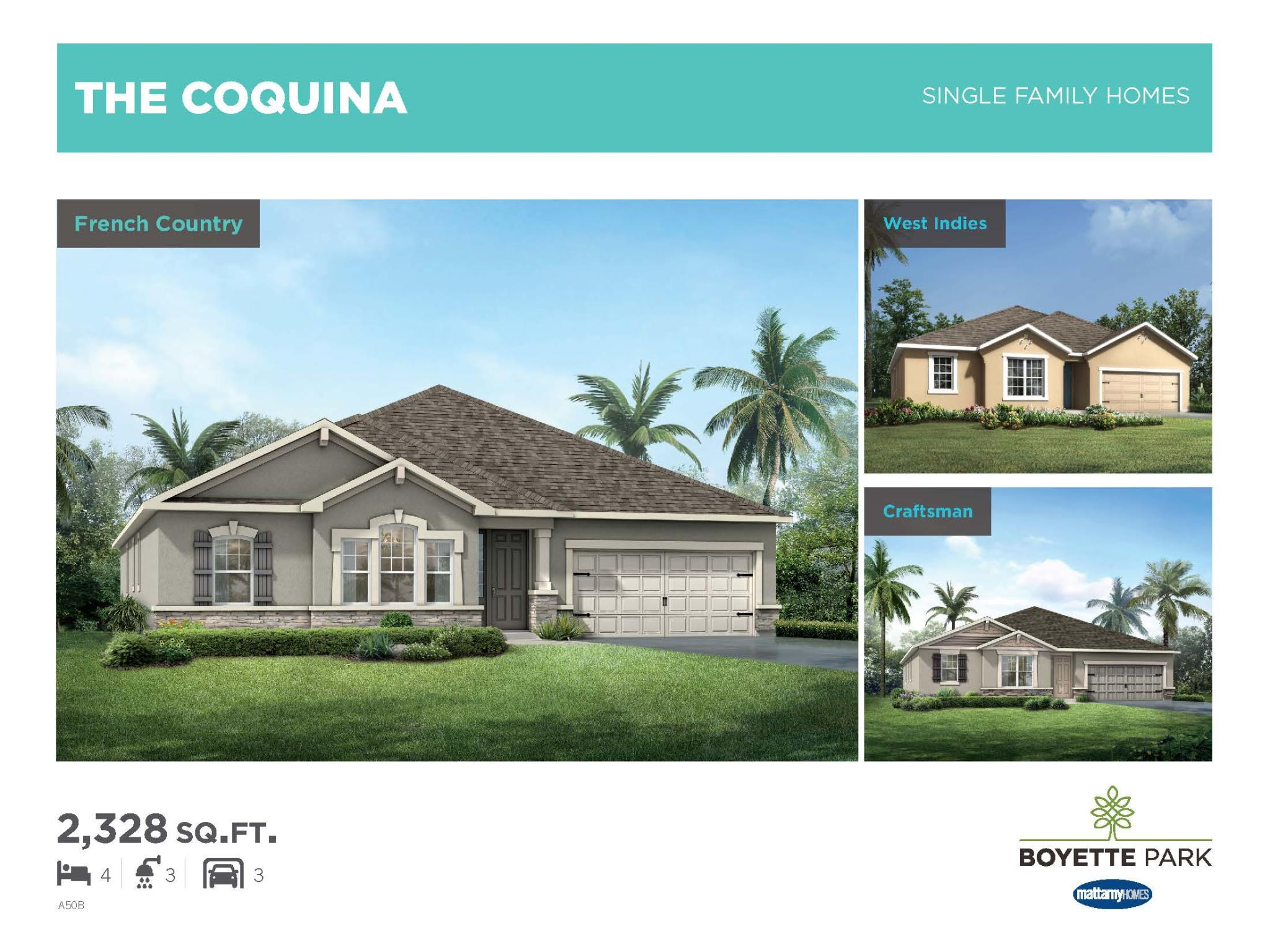 Coquina Single Family Home Plan Riverview Fl 33569 Trulia