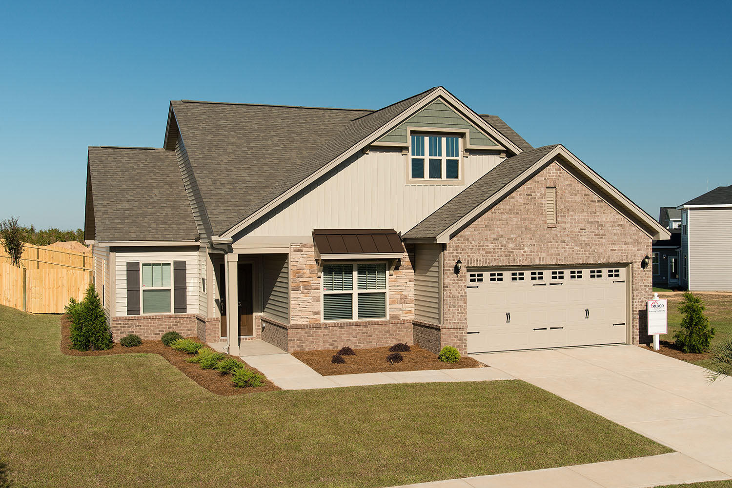 Autumn Glen By Mungo Homes New Homes For Sale Spartanburg