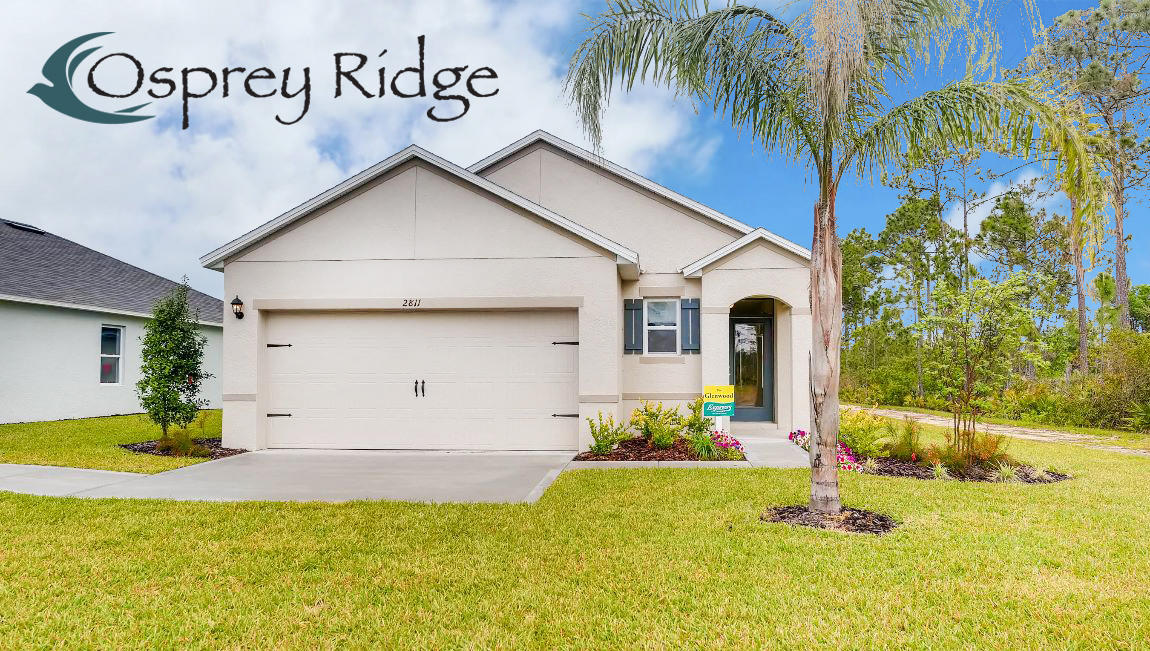 Osprey Ridge By D R Horton New Homes For Sale Kissimmee Fl