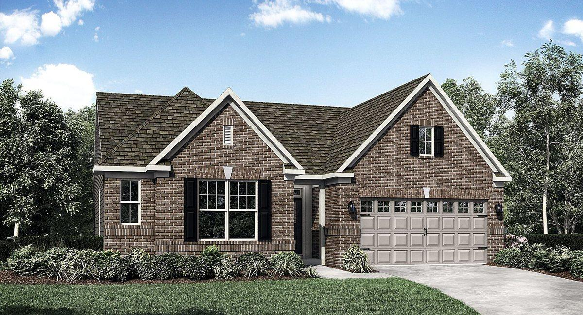 Whelchel Springs Fairmont By Lennar New Homes For Sale Fishers